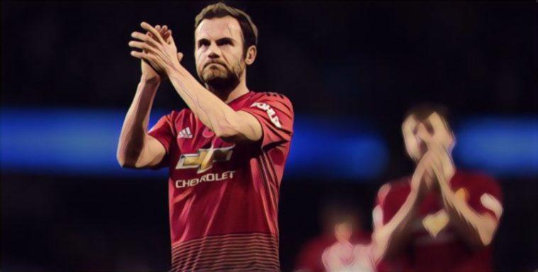 Juan Mata Man United