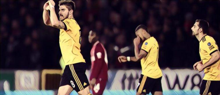 Neves Wolves v Liverpool