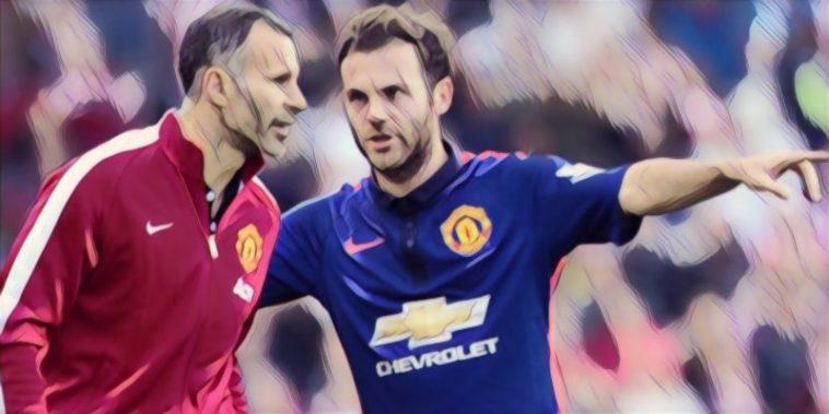 Giggs Mata Manchester United