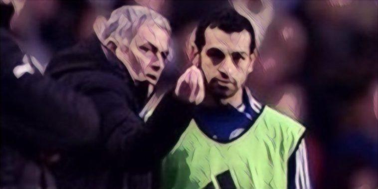 mourinho salah