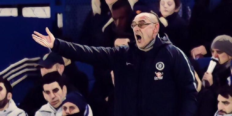 Chelsea boss Sarri