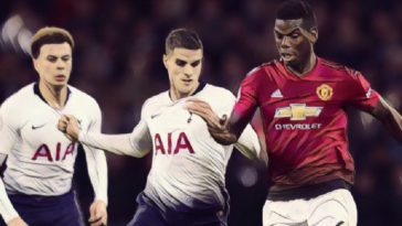 Paul Pogba v Spurs