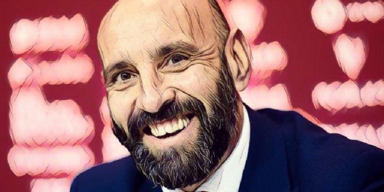 Roma sporting director Monchi