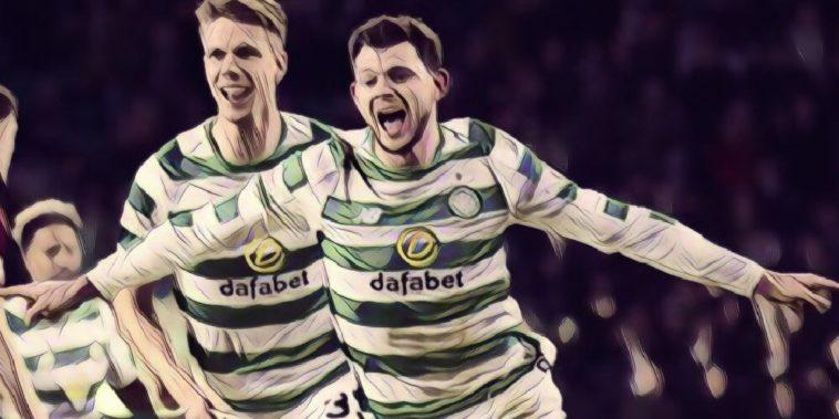 Celtic's Oliver Burke