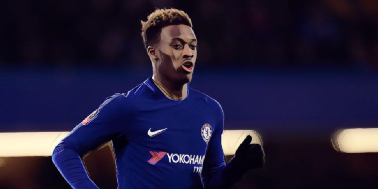 Chelsea's Callum Hudson-Odoi