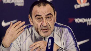 Maurizio Sarri press conference