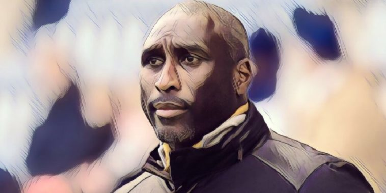 Macclesfield Town boss and Arsenal legend, Sol Campbell