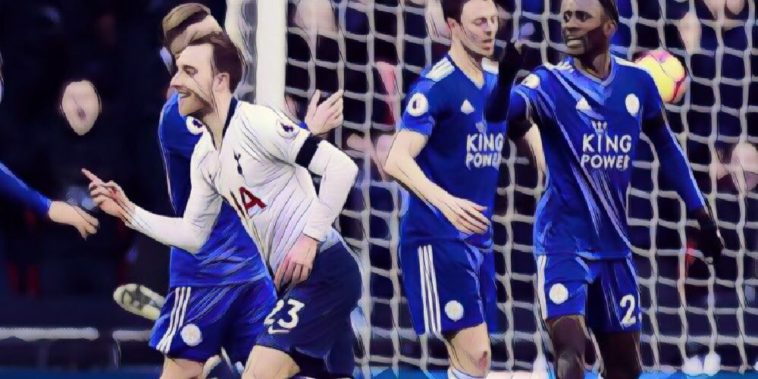 Eriksen scores against Leicester