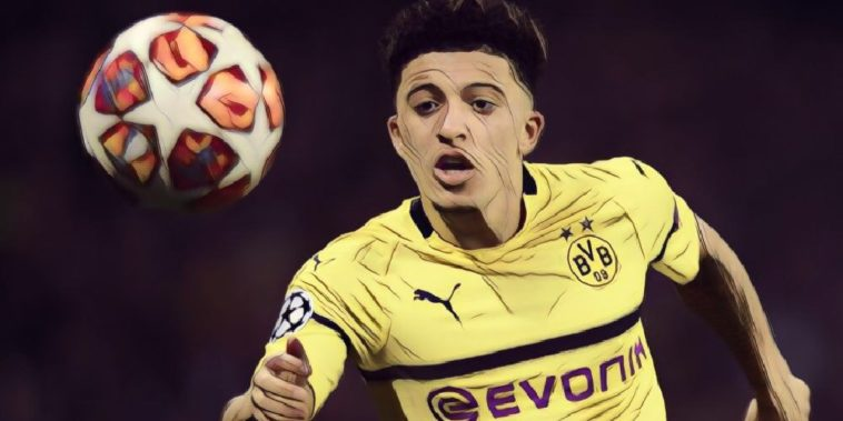 Borussia Dortmund Jadon Sancho