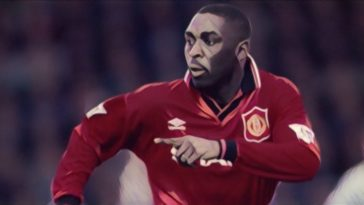 Andy Cole Manchester United
