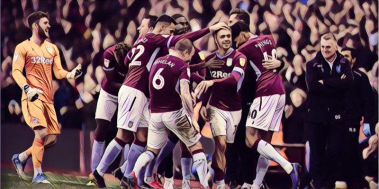 Grealish wondergoal Aston Villa Derby