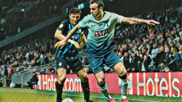 spurs vs inter