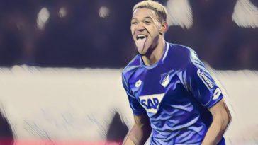 Hoffenheim forward Joelinton
