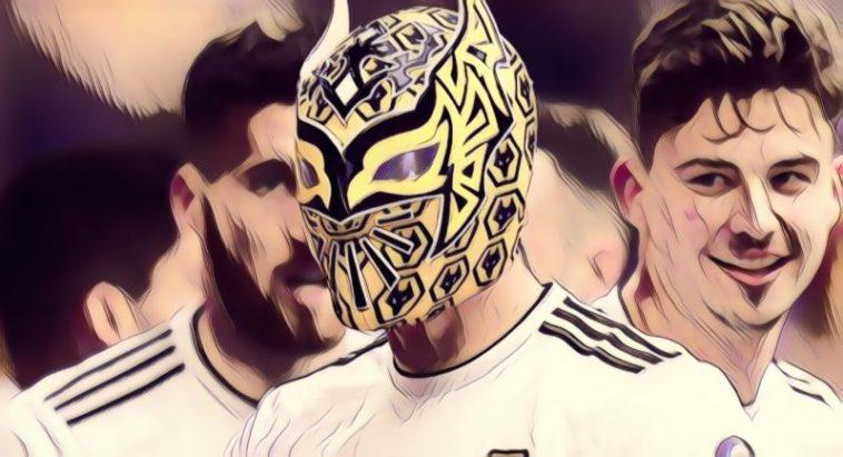 raul jimenez mask