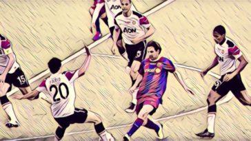 barcelona manchester united