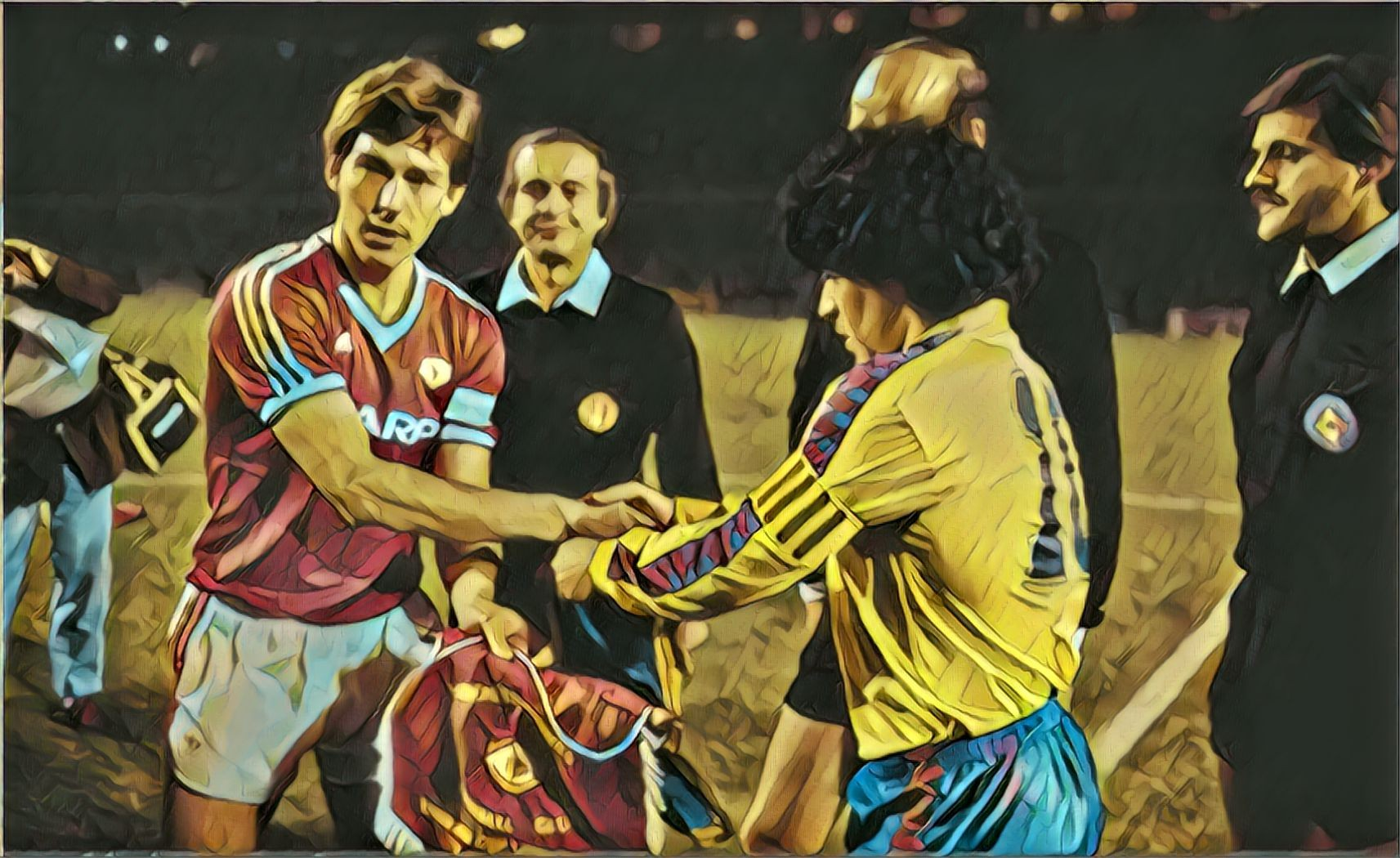 ce2dcd0a966 Five of the Best – Man United vs Barcelona matches in history
