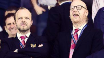 Ed Woodward Glazer Manchester United
