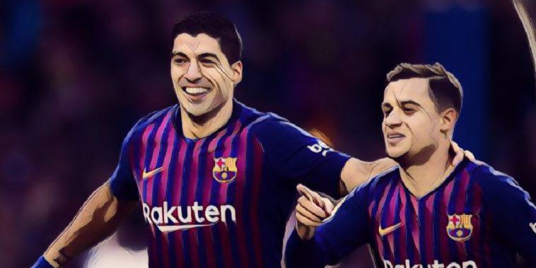 suarez coutinho barcelona