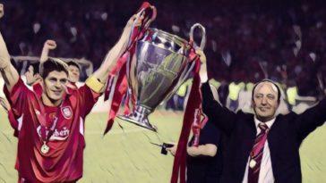Steven Gerrard liverpool champions league