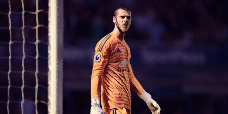 De Gea Manchester united
