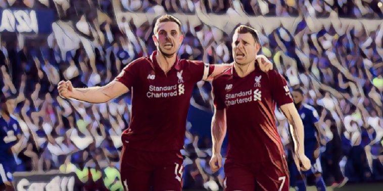 Milner Henderson Liverpool