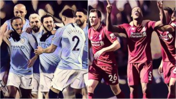 premier league title race man city liverpool