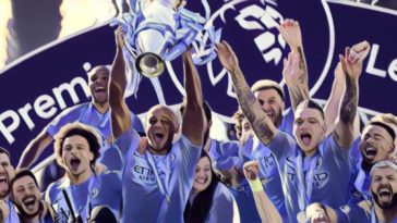 man city premier league champions 2019