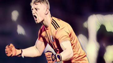 bohs goalkeeper talbot