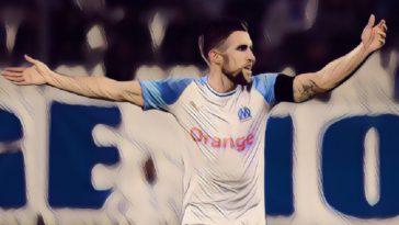 Marseille midfielder Kevin Strootman