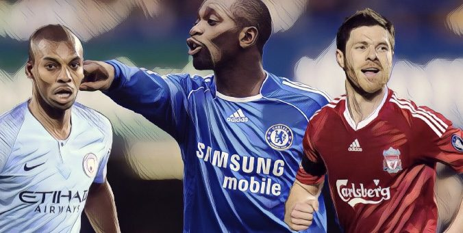 Best holding midfielders premier league history