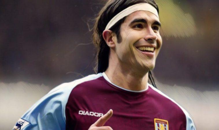 Juan Pablo Angel Aston Villa