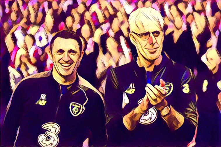 irish football managers