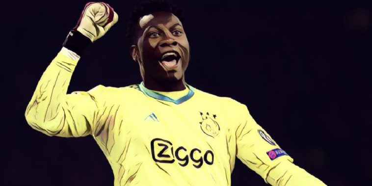 ajax goalkeeper onana