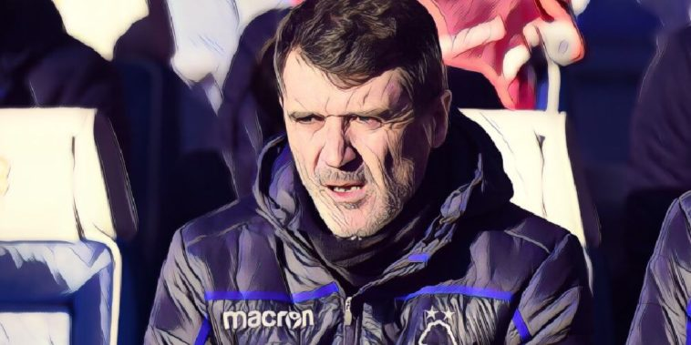 Roy Keane Nottingham Forest assistant manager