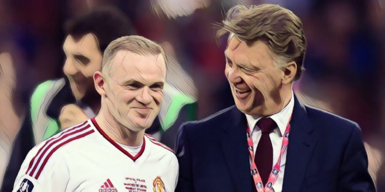 rooney's favourite manager