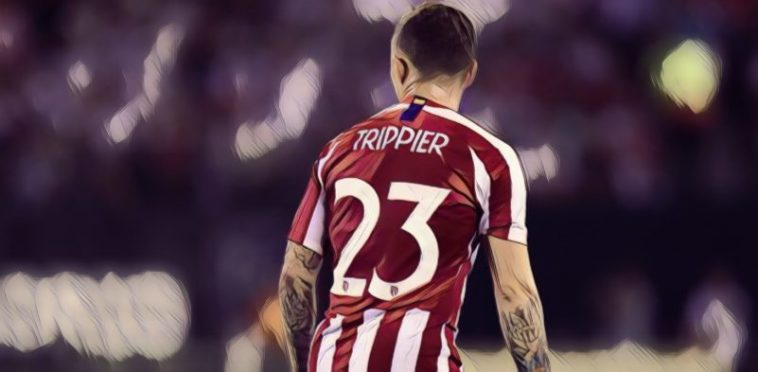trippier atletico madrid