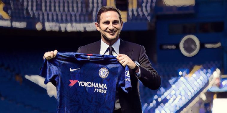 frank lampard chelsea manager