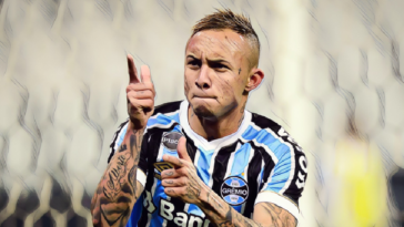 Everton Soares of Gremio