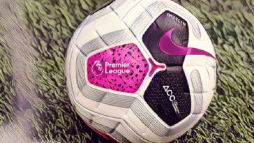 Premier League ball 2019/20 Merlin