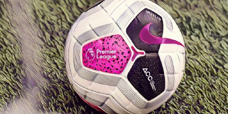 Premier League ball 2019/20 Merlin