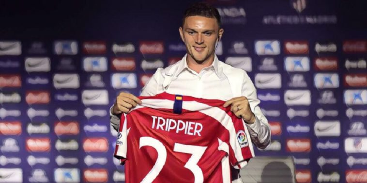 kieran trippier atletico madrid