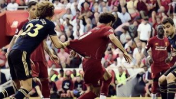 liverpool arsenal penalty