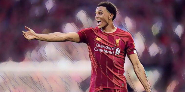 Liverpool's Trent Alexander Arnold 2019/20