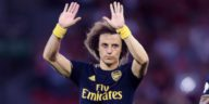 Arsenal's David Luiz