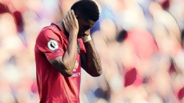 rashford manchester united