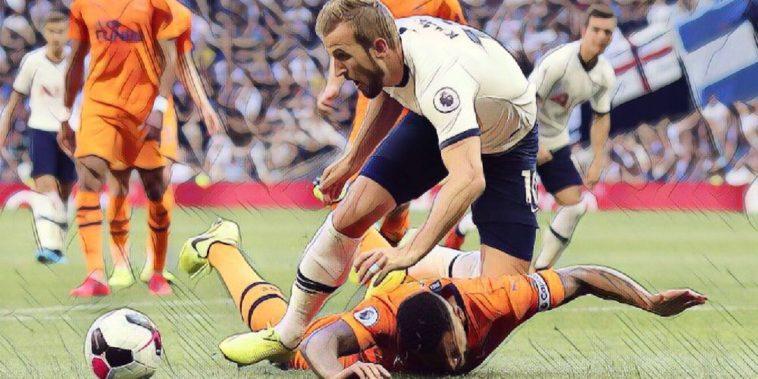 harry kane spurs penalty newcastle