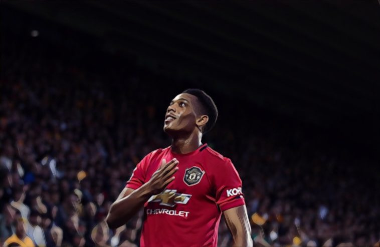 manchester united anthony martial