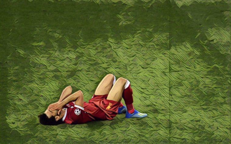 weirdest injuries footballers