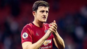 harry maguire manchester united