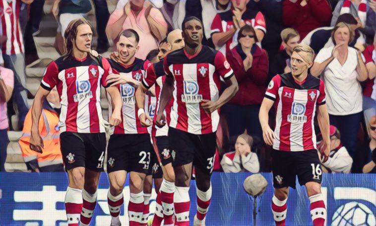 southampton manchester united draw